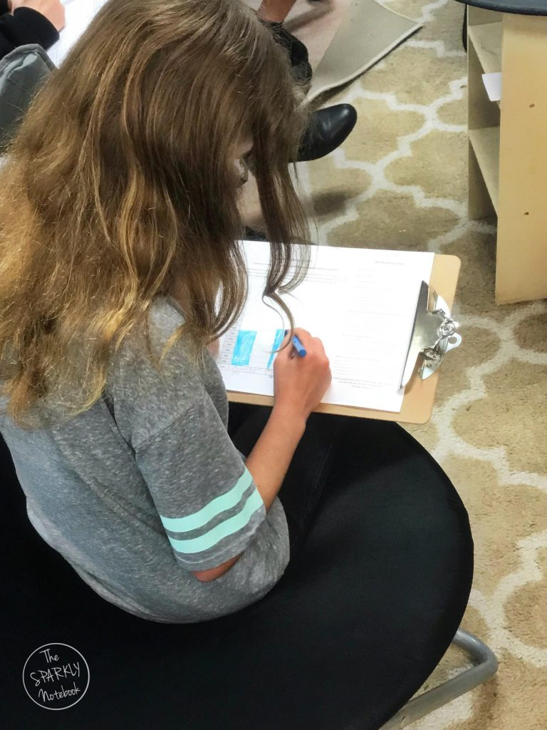 Letting Students Take Ownership through Reading Conferences